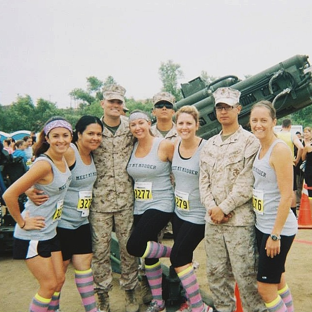 camp pendleton mud run 2
