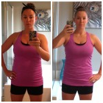 Advocare 24 Day Challenge results 2