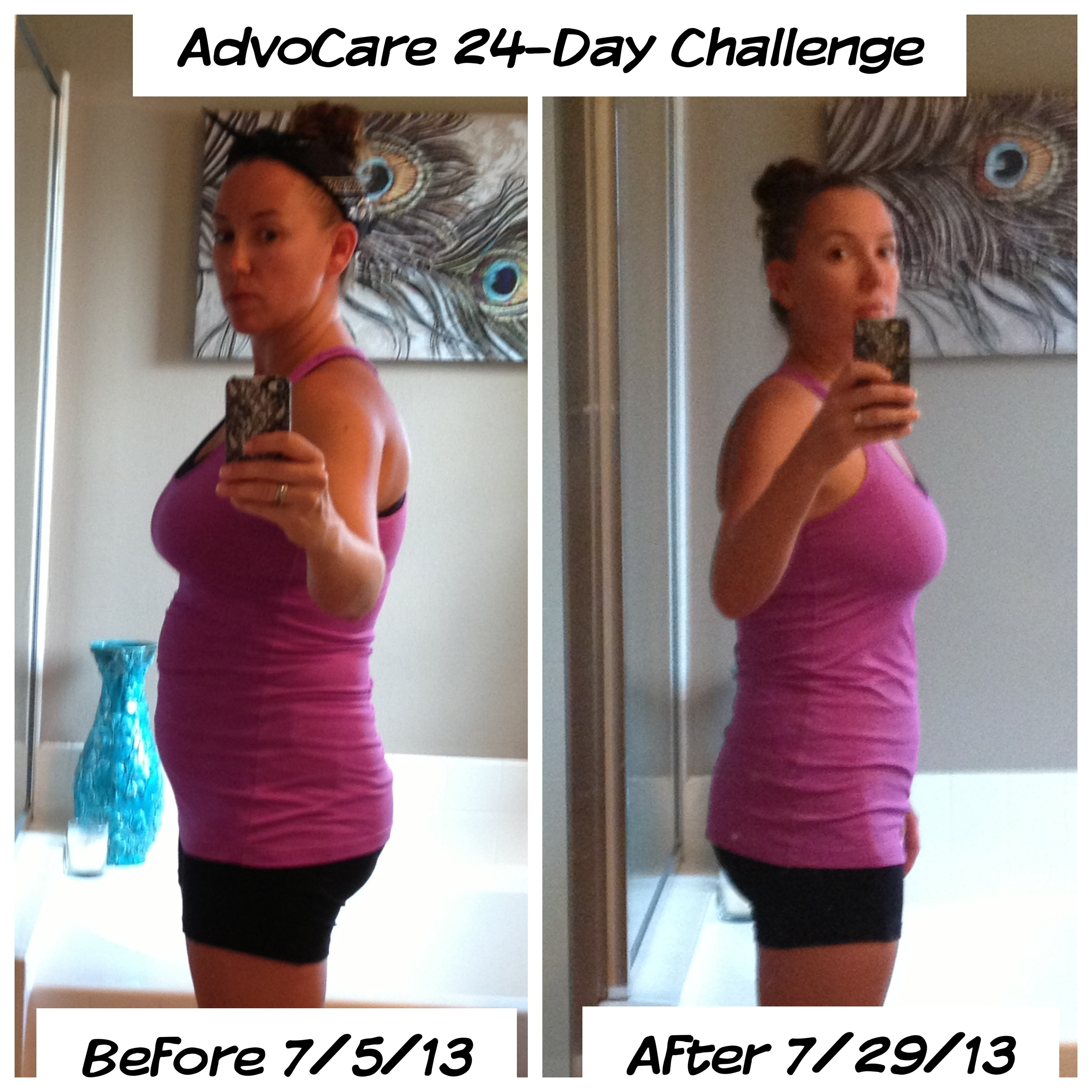 Workout Wednesday Advocare 24 Day Challenge Guest Post