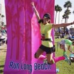 Long Beach half 2013