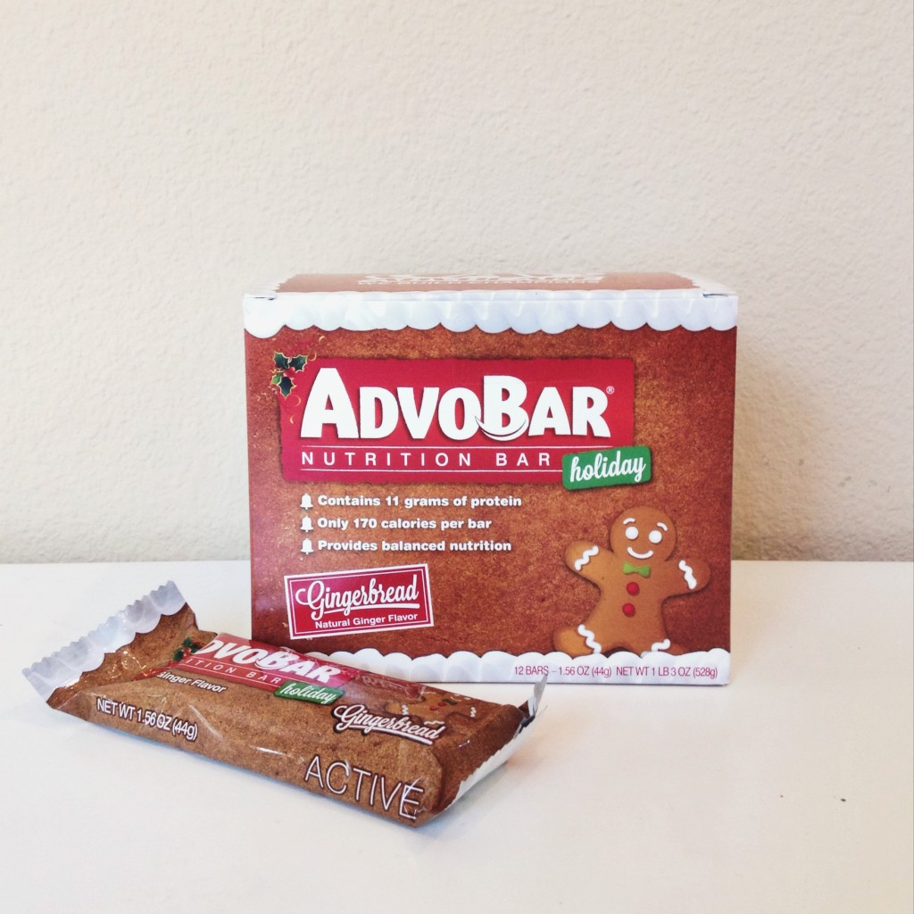 Gingerbread Advobar