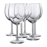 ikea wine glasses